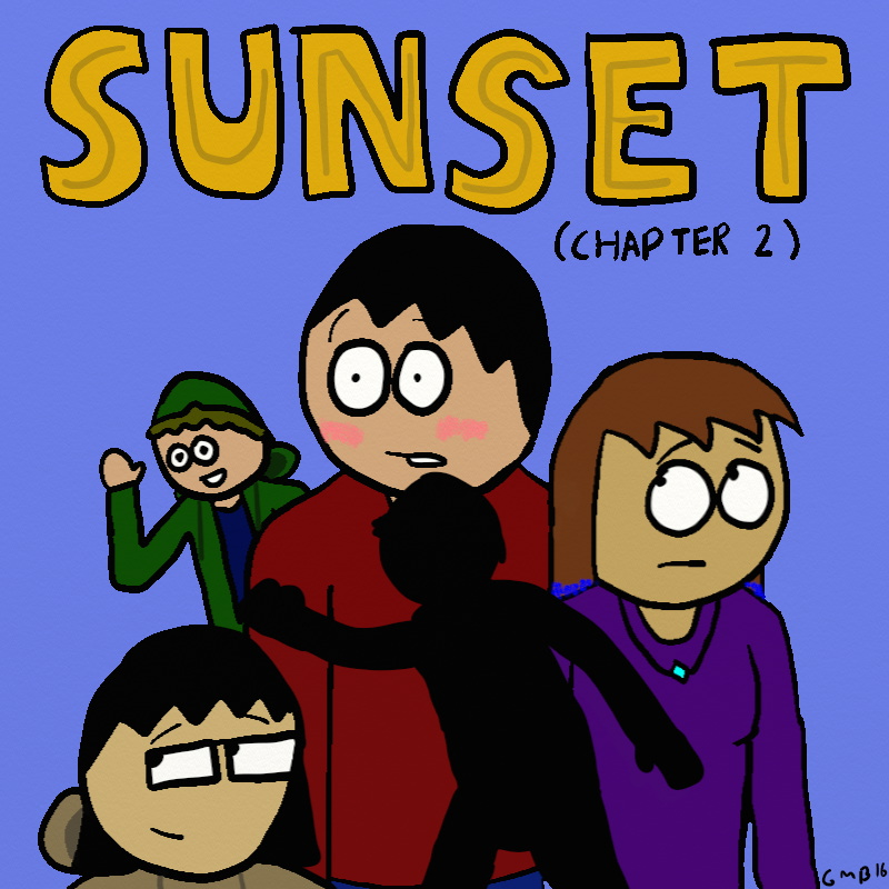 Sunset - Cover